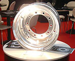 TALAS ALU at the tyre fair IAA 2010