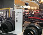 Fair stand at the IAA 2012