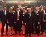 Hämmerling The Tyre Company Team Messe Essen 2016