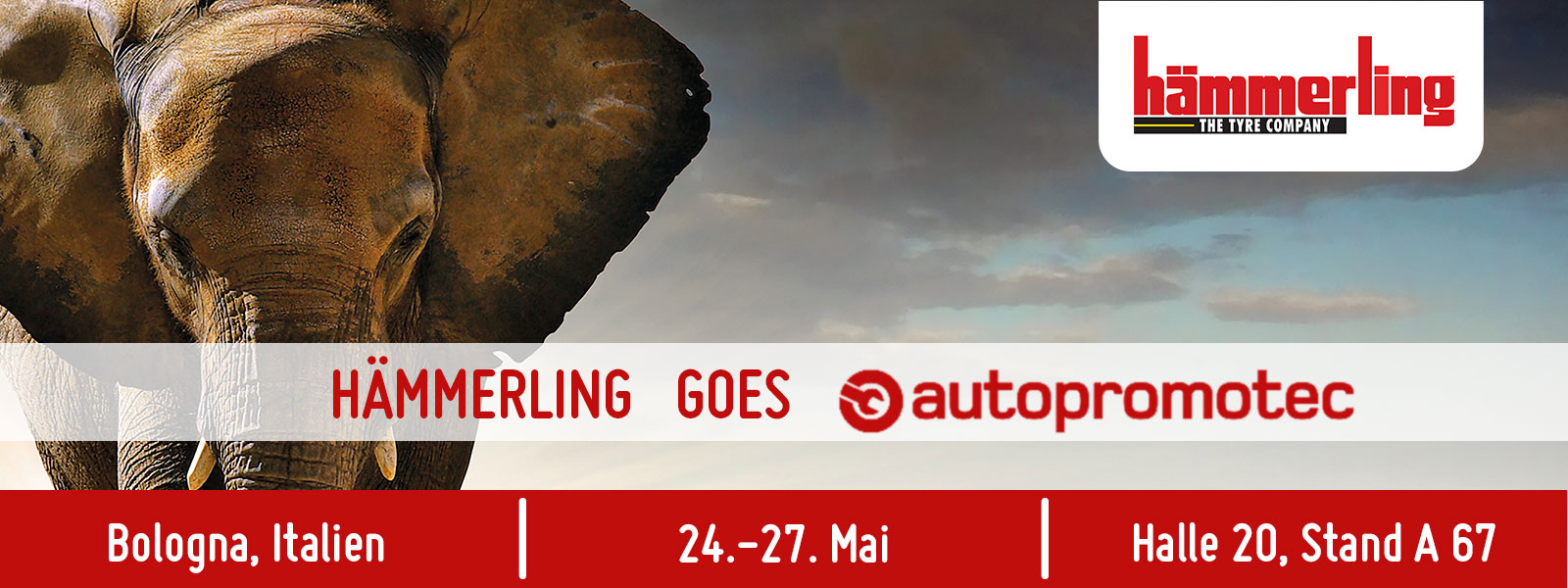 Messe Stand Autopromotec
